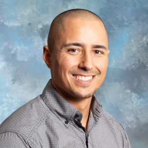 Matt Armijo, Physical Therapy Assistant